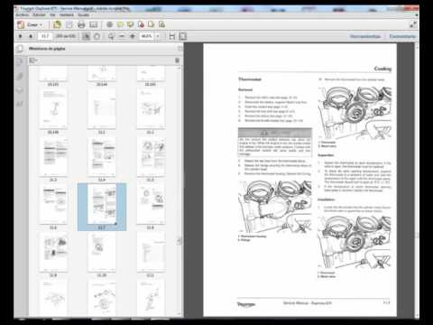 Triumph Daytona  - Service Manual - Wiring Diagram