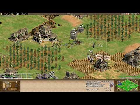 Aoe2: Slam vs Spring (Game #2) - King of the Desert w/ Memb