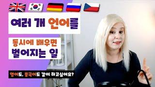 내가 외국어를 여러개 배울 수 있는 사람인지 알아보는 방법.. 언어 공부 원칙 screenshot 2