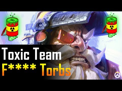 "Attack Torb ""OMFG IT'S A GOD DAMN TORB MAIN, NO OFFENSE TO YOU BUT ITS ALL BOUT SWITCHING"""