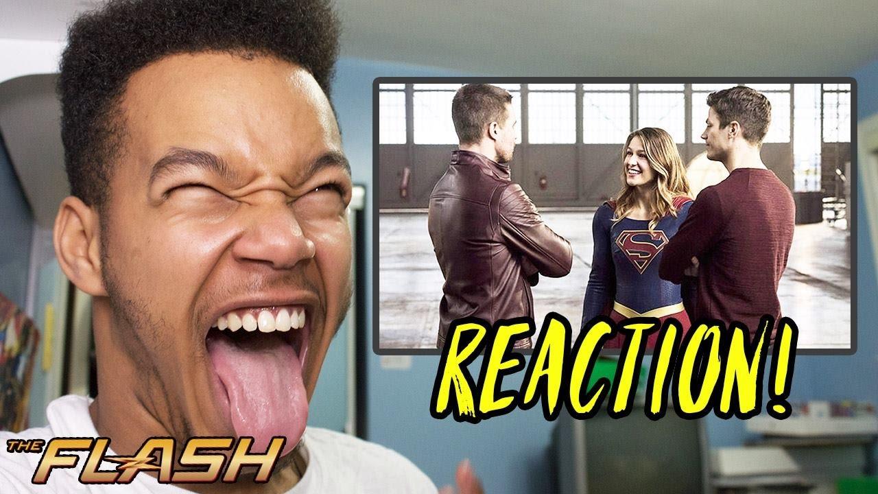 "Download The Flash Season 3 Episode 8 ""Invasion!"" REACTION!"