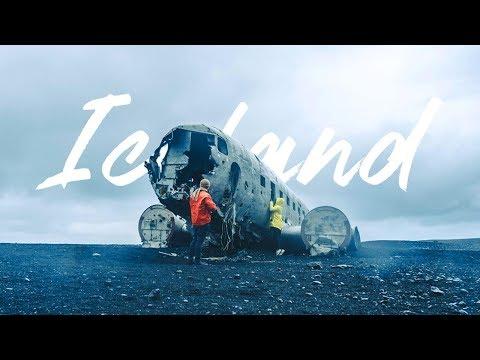 Travel to ICELAND   Cinematic travel Vlog