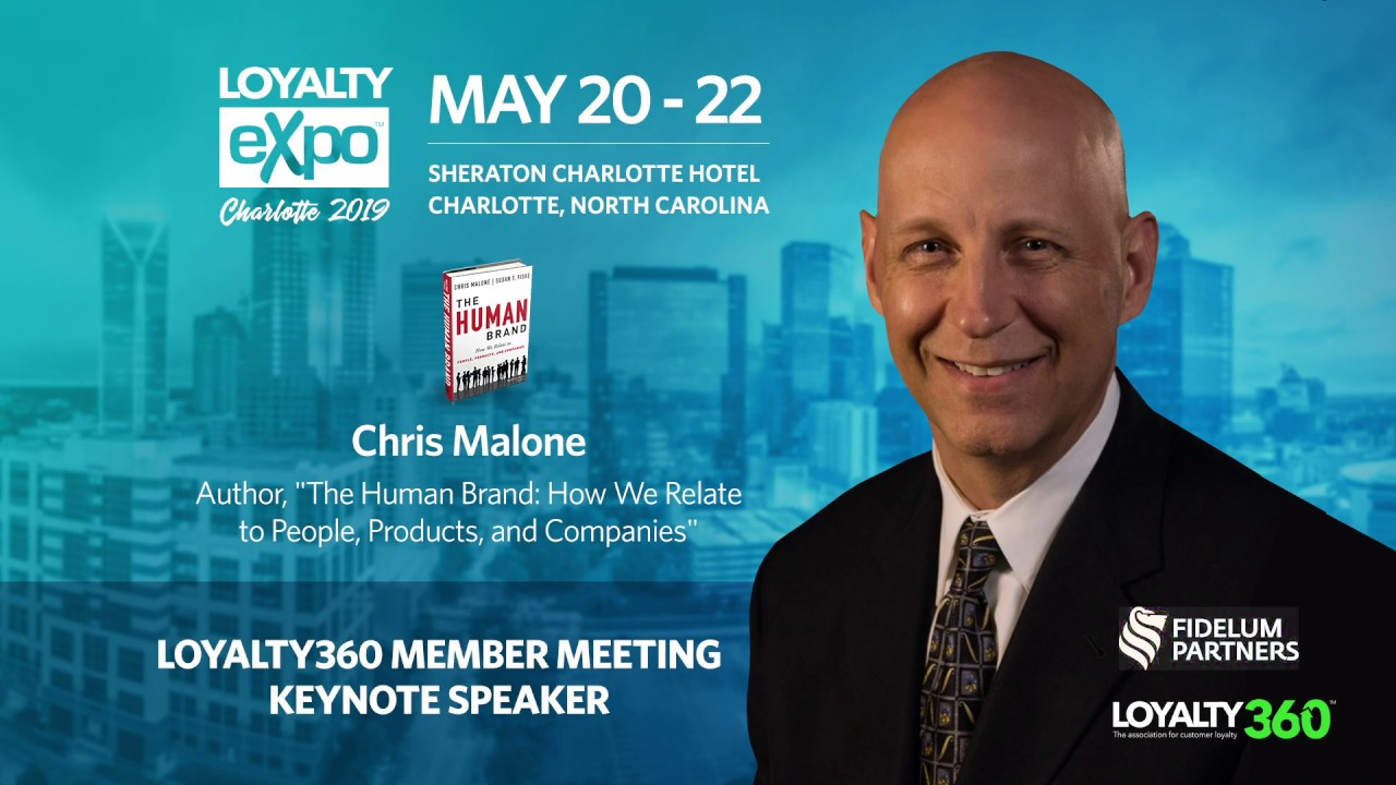 2019 Loyalty Expo Preview: Chris Malone ...