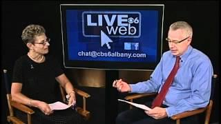 LIVE Six on Seniors Web Chat: Alzheimer