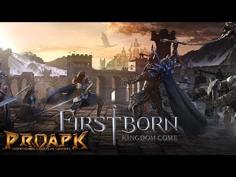 Firstborn: Kingdom Come Gameplay Android / iOS (by Netmarble)