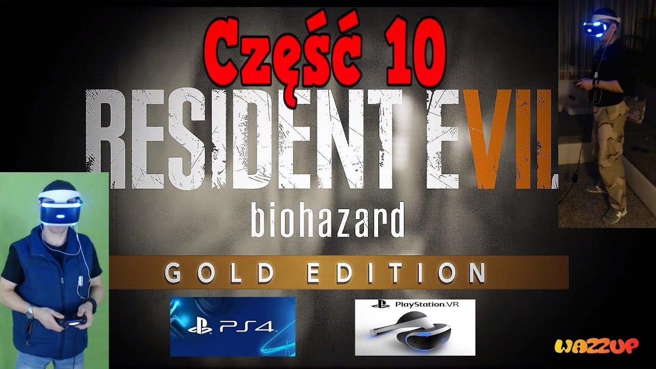 Resident Evil 7 Biohazard okulary VR część 10 Wazzup :)