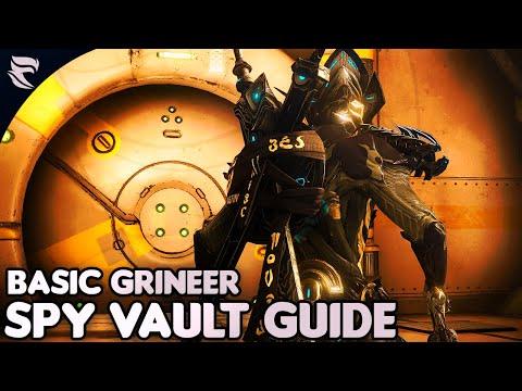 Warframe: Basic Grineer Spy Mission Guide thumbnail