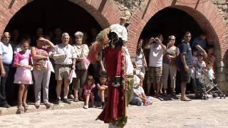 BELLVER DE CERDANYA, fira de St. Llorenç de productes artesans