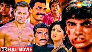 अंडरवर्ल्ड डॉन से हुई खौफनाक जंग - आमिर खान, जूही चावला की सुपरहिट धमाकेदार एक्शन हिंदी मूवी