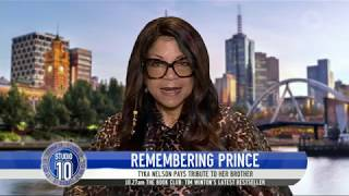 Tyka Nelson Talks Keeping Brother Prince