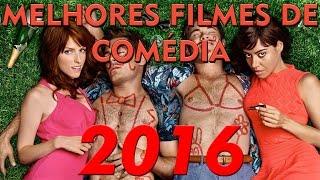 Top 10 - melhores filmes de comédia de 2016 (best comedy movies 2016)