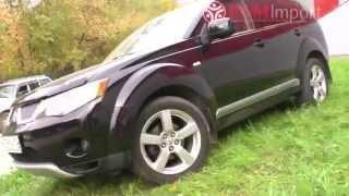 Mitsubishi Outlander 2008 год 2.4 л. полный привод бензин от РДМ-Импорт
