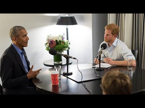 President Obama's BBC Radio Interview with Prince Harry [FULL]