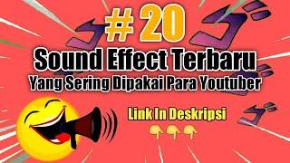 Download Kumpulan Sound Effect Lucu Sering Dipakai Para Youtuber