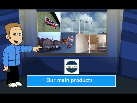 Flags Global - summary of our products