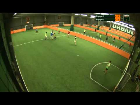 Urban Football - Aubervilliers - Terrain 10 le 03/11/2014  22:03