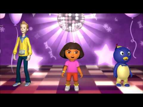 Nickelodeon Dance Rhythm is Gonna Get You