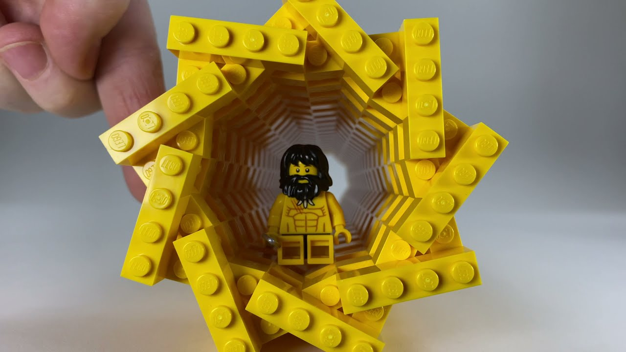 A completely unnecessary but fascinating LEGO build