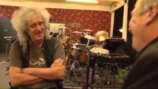 Brian May on Badger Cull with Rod Liddle - 2 Sept 2012