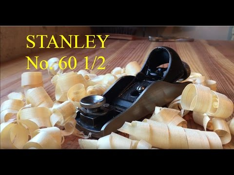 Restoring a Stanley No. 60 1/2 Block Plane
