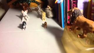 The lion king part 5 the stampede