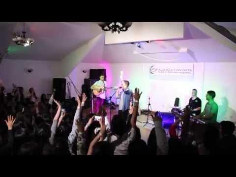 Evan Craft en Alianza con Dios - Bogota, Colombia (HD)