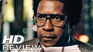 ROMAN J. ISRAEL, ESQ. Kritik Review (2018)