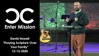Enter Mission I Praying Prayers over your Family I 12-13-2020