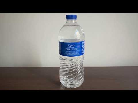 Sam's Choice Purified #Water Test - PH And TDS