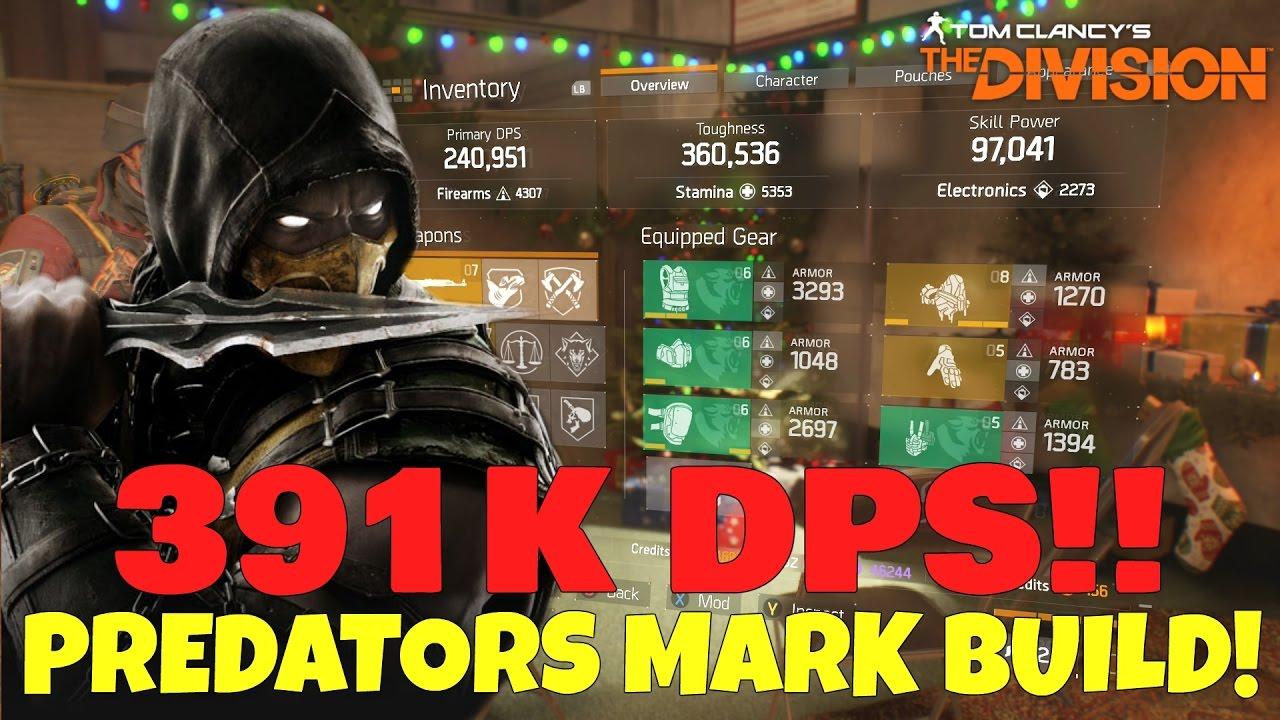 Best Predators Mark Build
