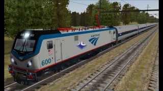 MSTS Amtrak ACS-64