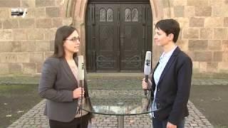 Ehemalige AfD-Parteivorsitzende Frauke Petry in Grimma