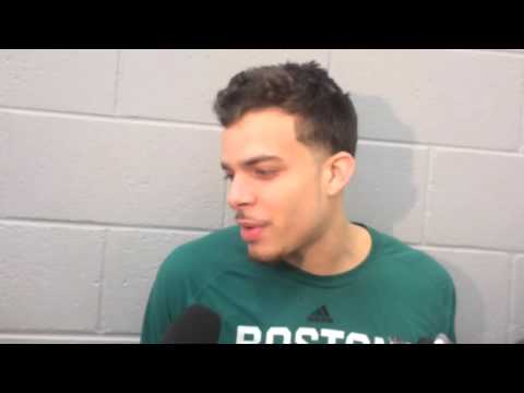 RJ Hunter discusses potential opportunity with Avery Bradley injured
