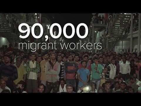 Migrant workers in Oman take part in talent hunt show Dil Ki Awaaz