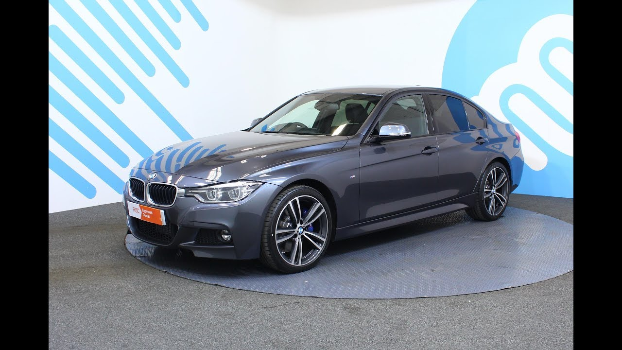 hight resolution of bmw 3 series 2 0 320d blueperformance m sport s s 4dr