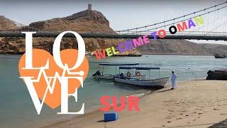 Sur- Tourist haven in Oman