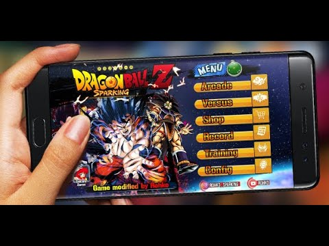 NEW DRAGON BALL Z SPARKING TAP BATTLE MOD FOR ANDROID APK