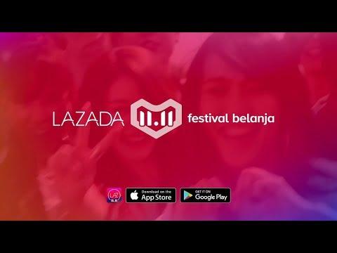Lazada Festival Belanja 11.11 Segera Hadir! Mp3