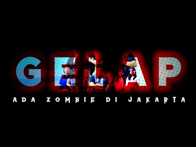 FILM HOROR ZOMBIE INDONESIA | SERAAAM TAPI..