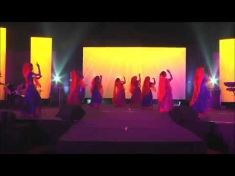 GOOMER GOOMER Song Dance Performance by Sushma | My Dance Performance during GIBS Student of year |
