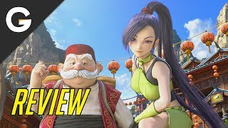 Dragon Quest XI: Echoes of an Elusive Age Review + English Subtitle - Gamebrott