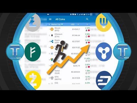 la meilleure application pour suivre le cours des crypto monnaie 2018