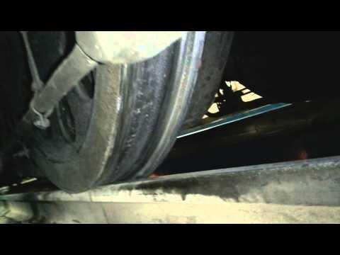 Соединнение колес с осью формирование колесных пар