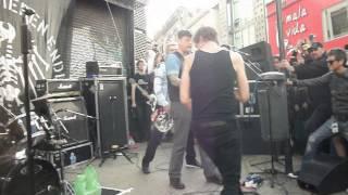 Die toten hosen - The Passenger - San Telmo - Bs As - Argentina - 24/05/2015