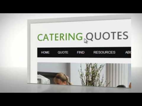 Catering Quotes | Search, Select & Send | Australia Wide