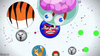 Agar.io - MOST #RUTHLESS *UNCUT*