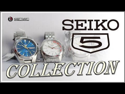 SEIKO 5 Series Collection | A Detailed Dress Watch Under 150$
