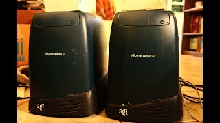 SGI Silicon Graphics O2 Weather Computers Sold