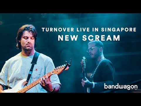 Turnover - New Scream (live audio, remastered) - Singapore 2019 - Bandwagon Live Mp3