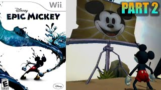 Epic Mickey [04] Wii Longplay pt.2